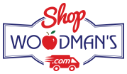 Shop Woodman's Logo